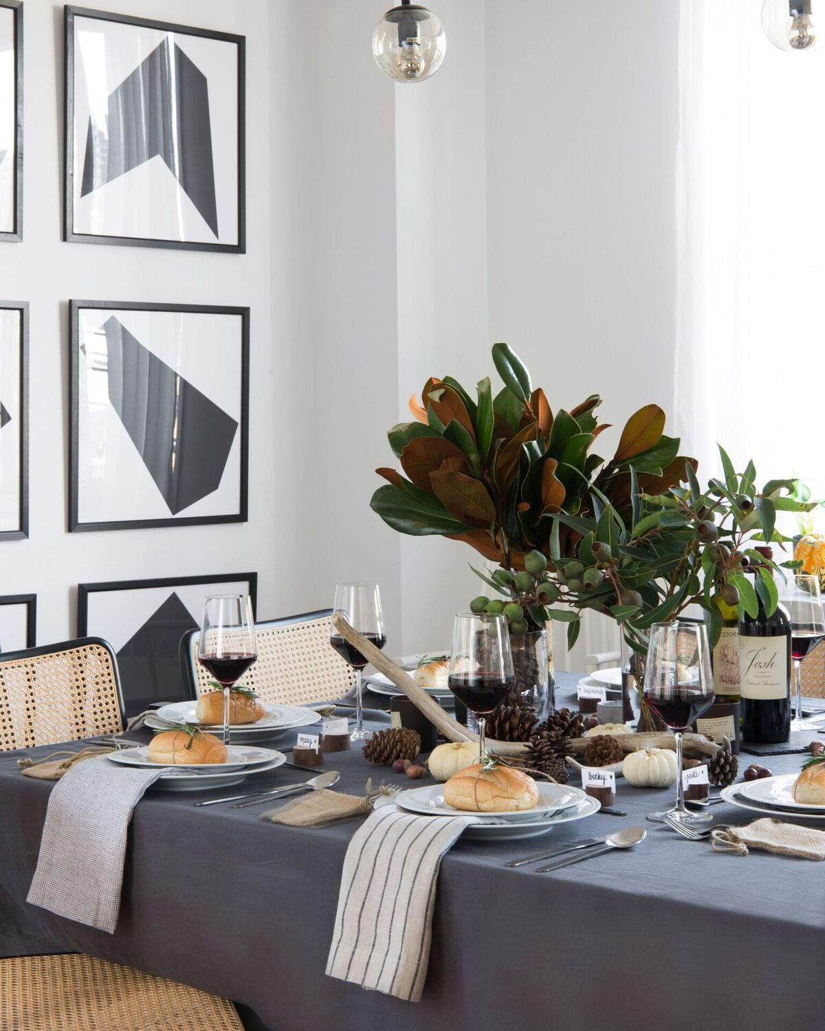 Olivia Palermo Apartment Decor B E C K Y S H E A Thanksgiving 2016