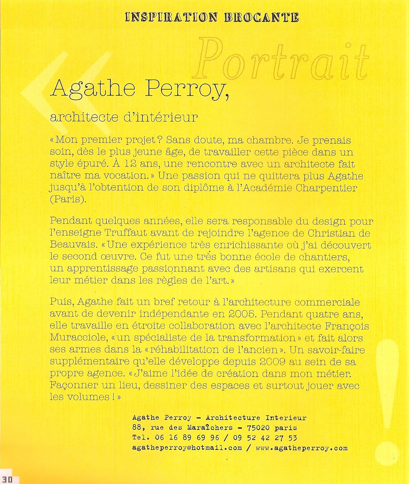 livres agatheperroy architectureinterieur