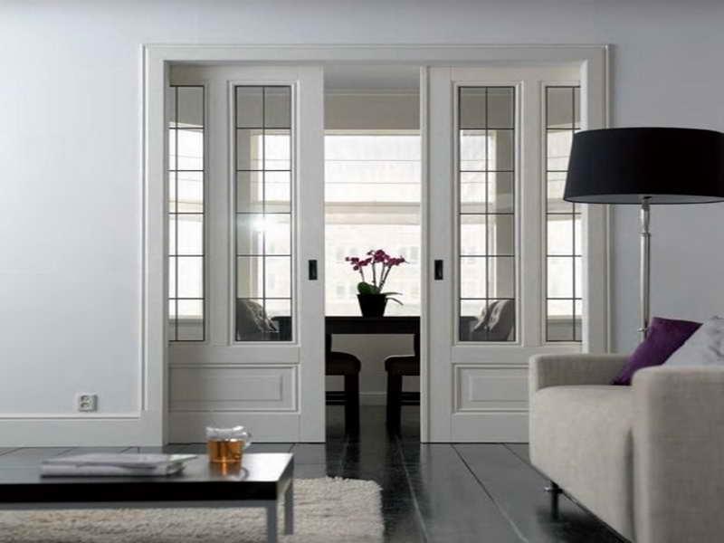 Gallery doors by murray