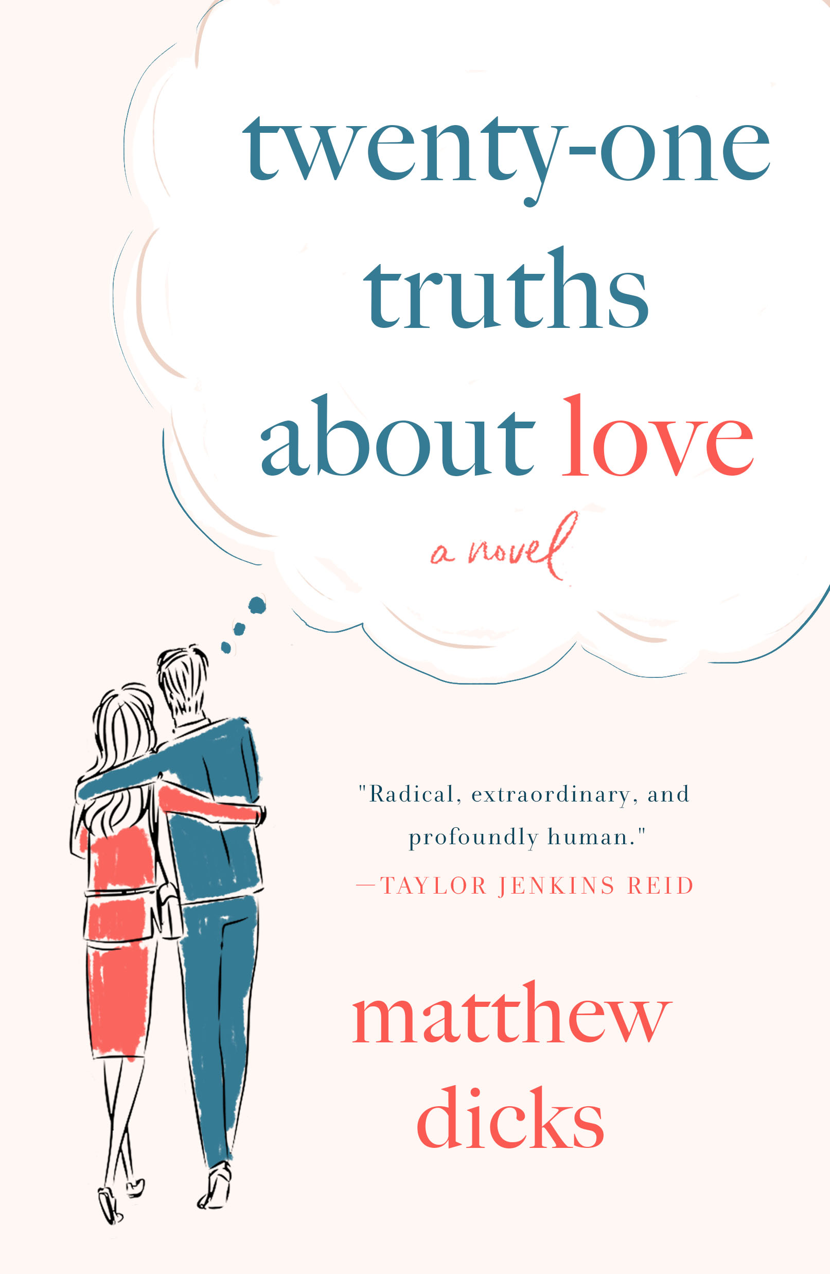 Chill On The Sofa Kiss Daniel Twenty One Truths About Love Cover Reveal Matthew Dicks