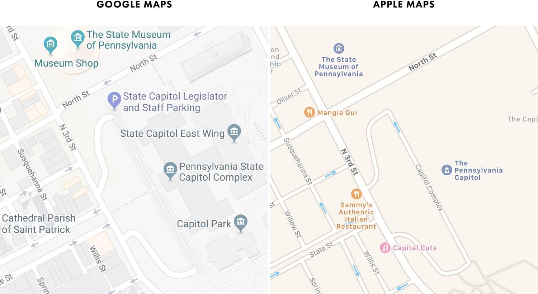 Google Maps\u0027s Moat