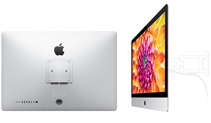 Iphone Built In Wallpapers Slim Imacs Now Available With A Built In Vesa Mount