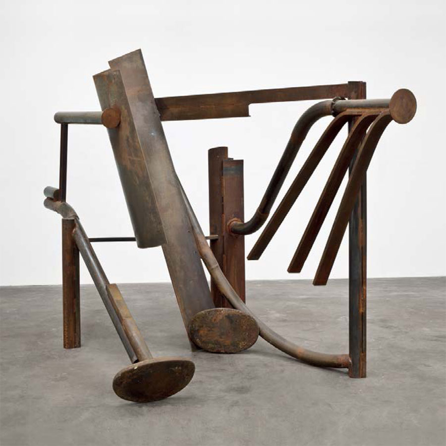 Arte Povera Werke Post War Goldhurst Art Advisory