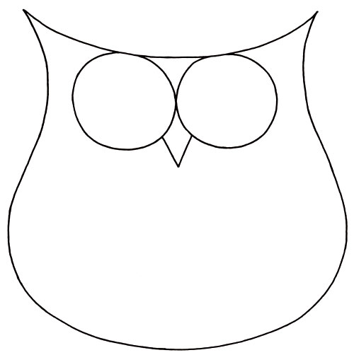 How to Draw an Owl Learn to Draw a Cute Colorful Owl in this Easy
