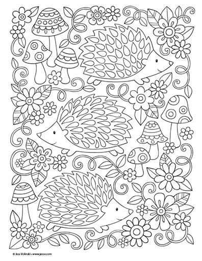 Color Swirl \u2014 Jess Volinski