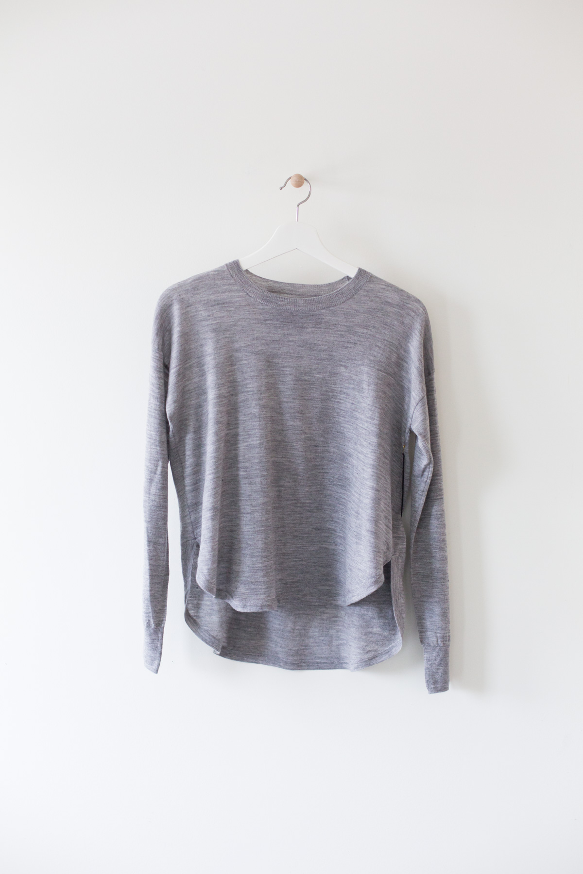 Arte Haus Collectif Light Wool Pullover