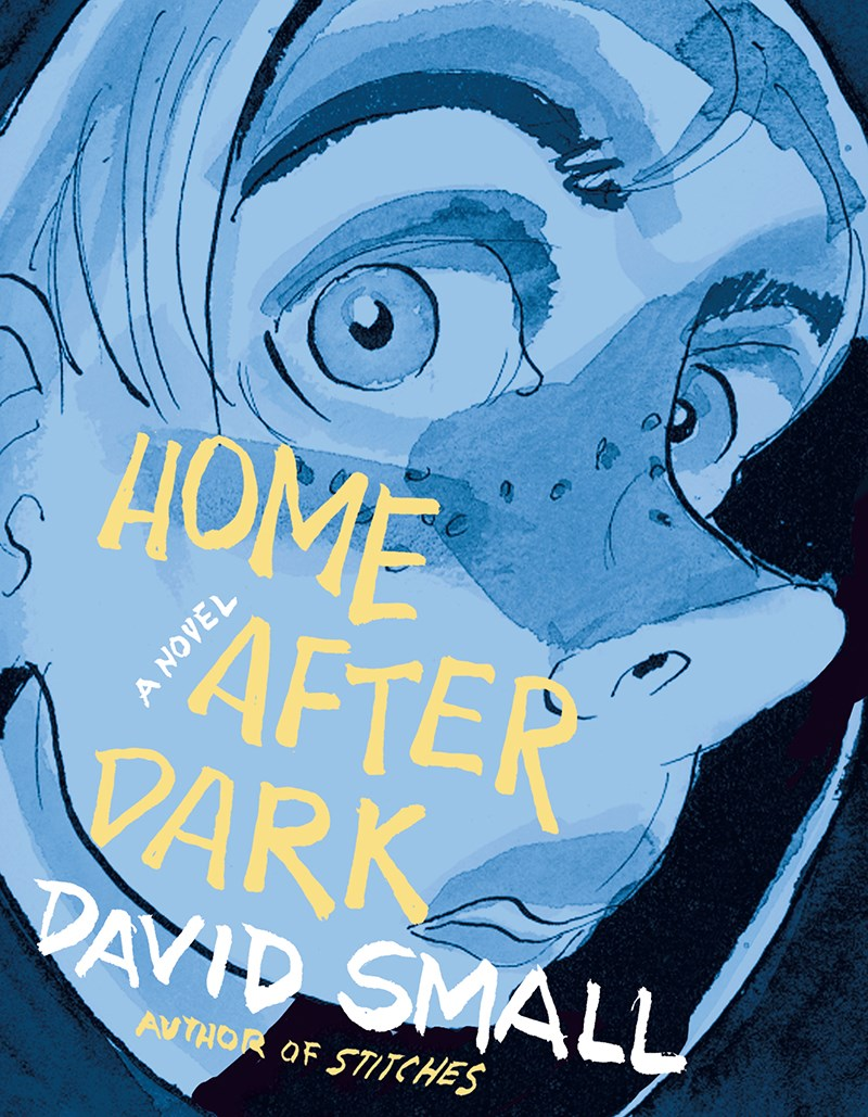 After Drk Home After Dark David Small