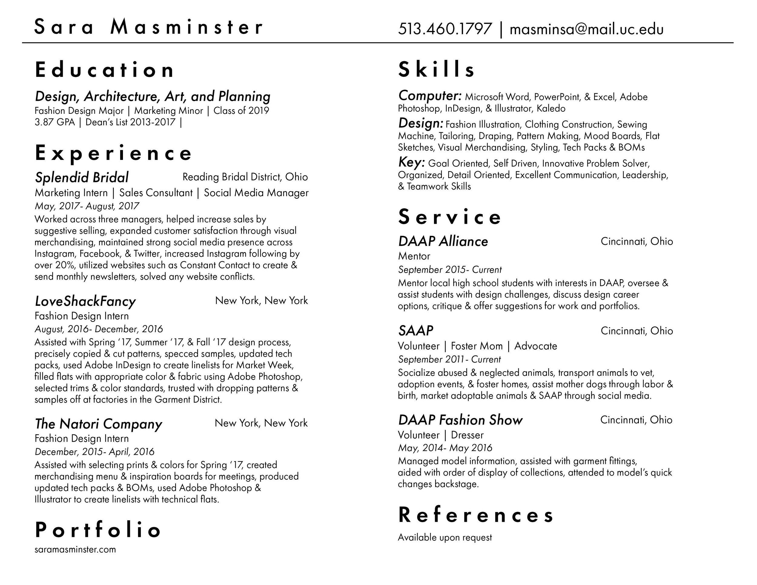 free seamstress resume sample athletic training resume objective
