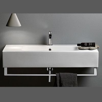Astra walker traccia wall hung basin perth lavare