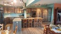 Rustic Kitchen  Barn Wood Furniture - Rustic Barnwood and ...