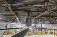 Big HVLS Fans up to 24' Diameter  Rice Equipment Co ...