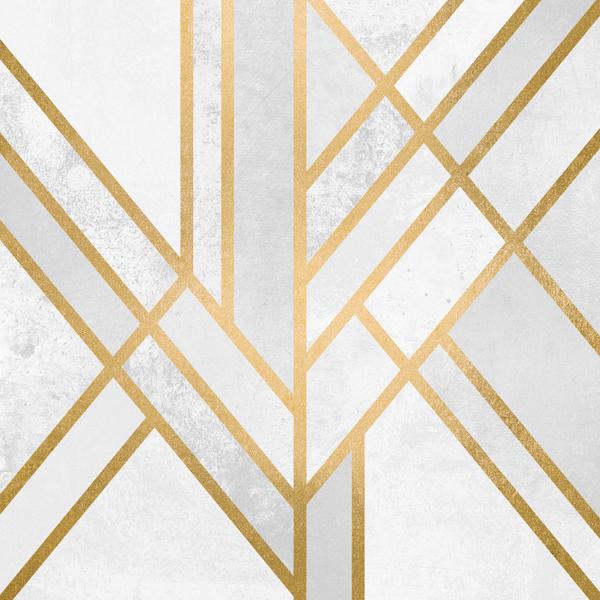 Black And White Wallpaper Pattern Geometry Elisabeth Fredriksson