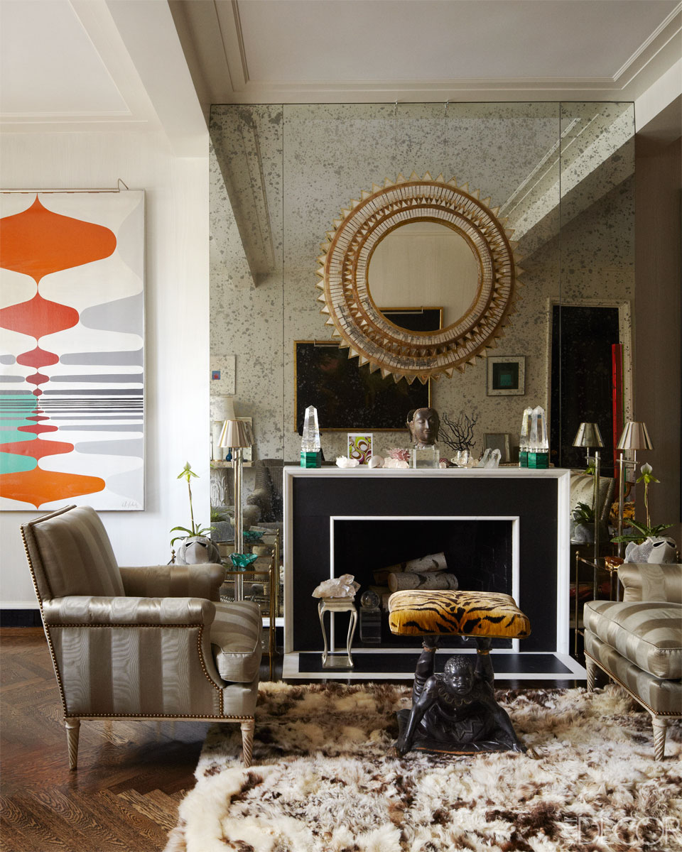 Olivia Palermo Apartment Decor Interiors Todd Alexander Romano S Unrestrained Glamour Sukio