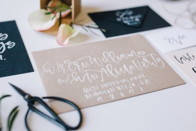 How to Properly Address Your Wedding Invites 002 ...