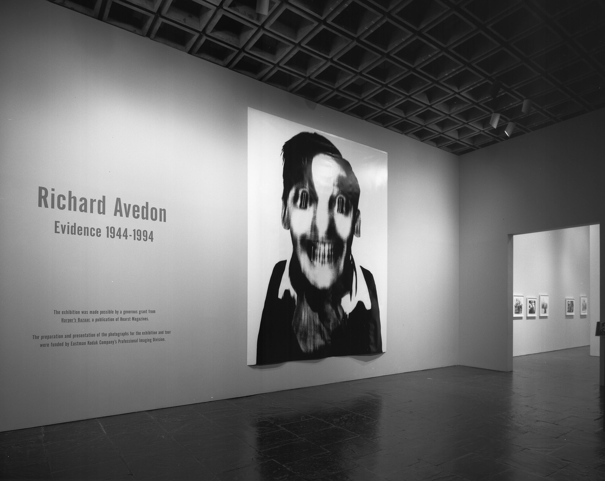 Photography Exhibition Exhibitions The Richard Avedon Foundation