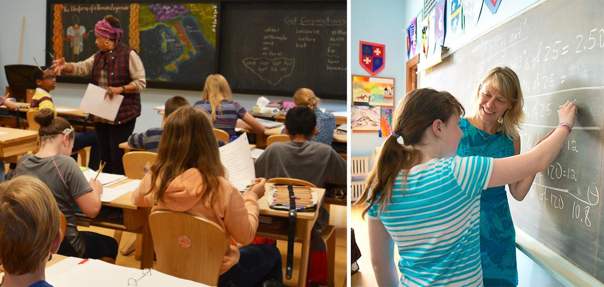 PreK to Grade 8 Private School Lexington, Arlington, Cambridge