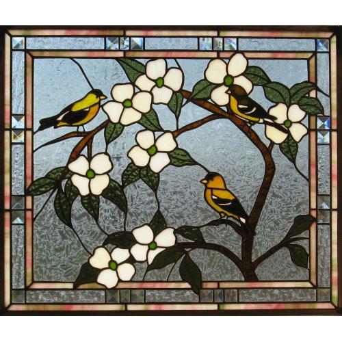 Medium Crop Of Stained Glass Window Film