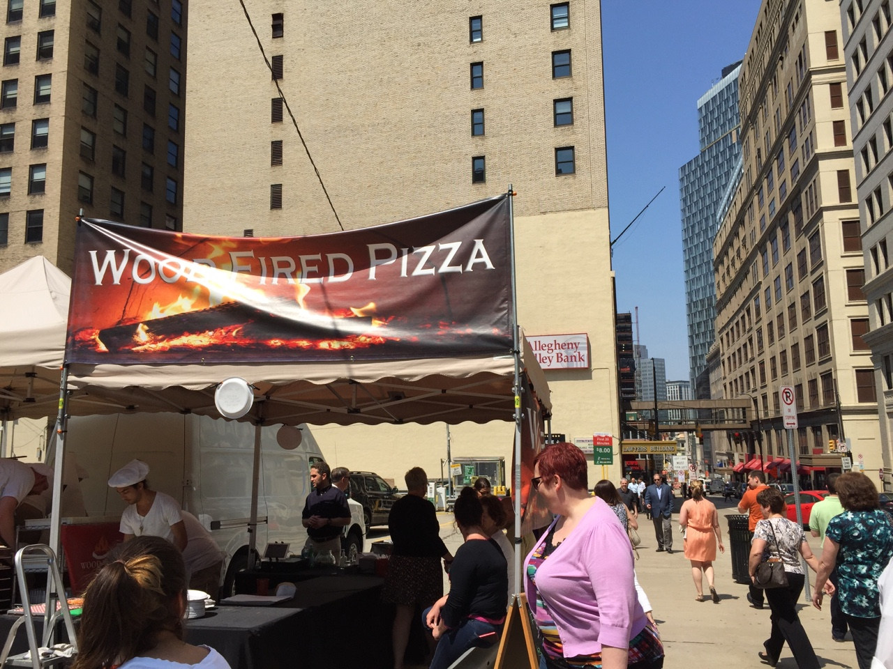 Pizzastand Oven Pop Up Wood Fired Pizza Stand Pizza Walk With Me