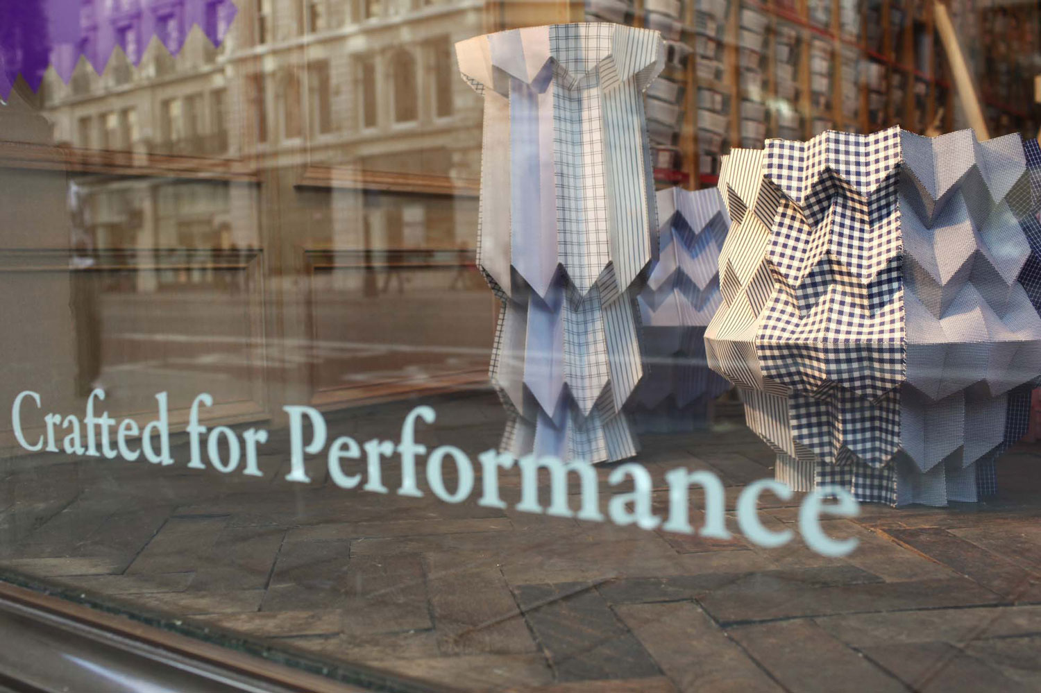 Riba london hit the shops on regent street london in may 2012 with a new