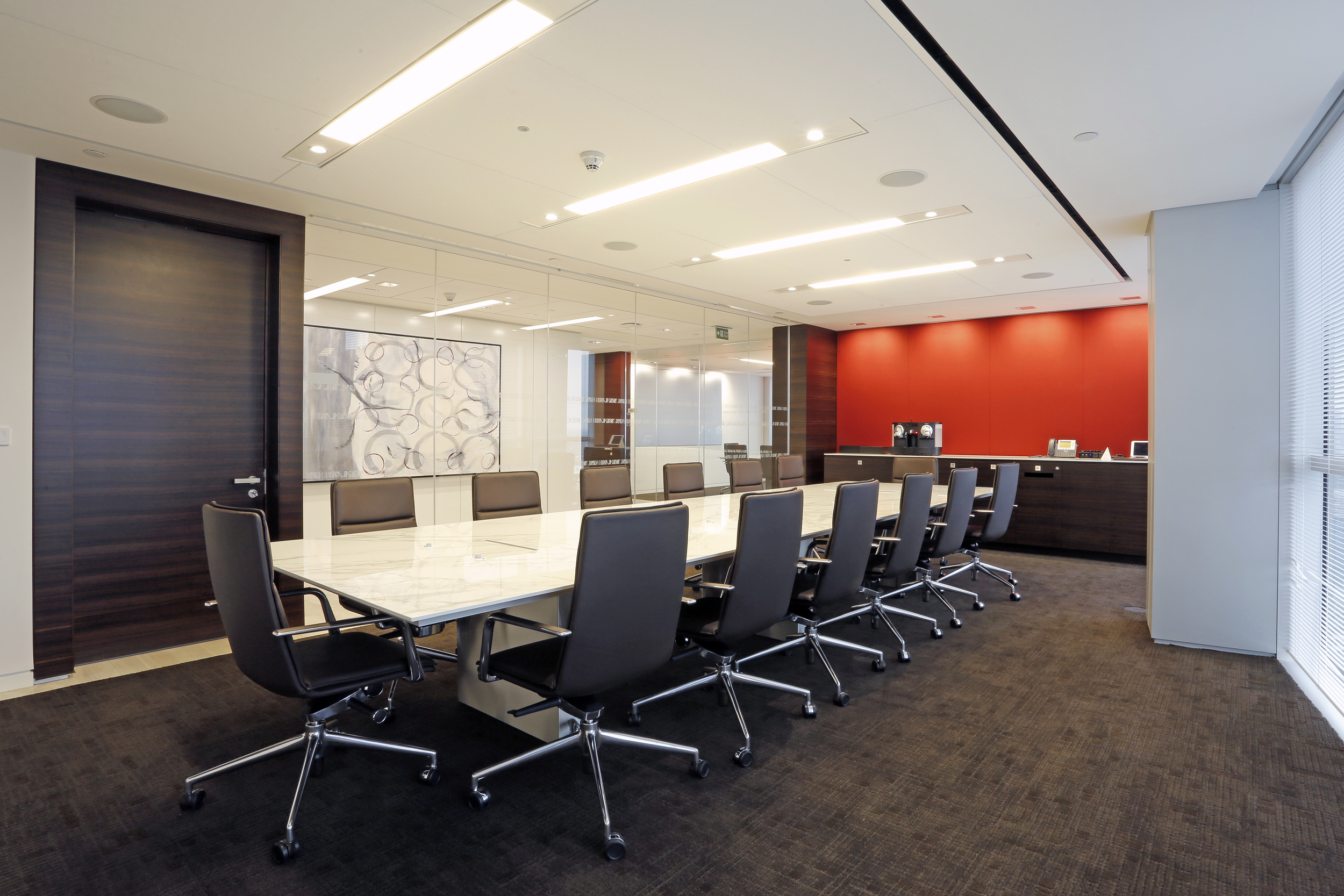 Leading Law Firm Day 2 Interiors