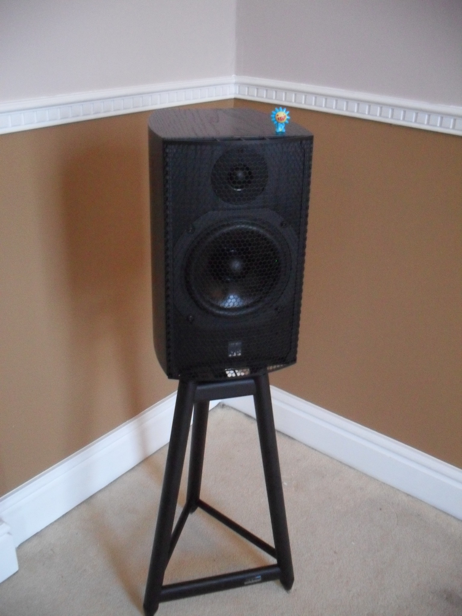 Atacama Hifi Rack Review Can You Get Excited By A Loudspeaker Stand Solidsteel Stands To