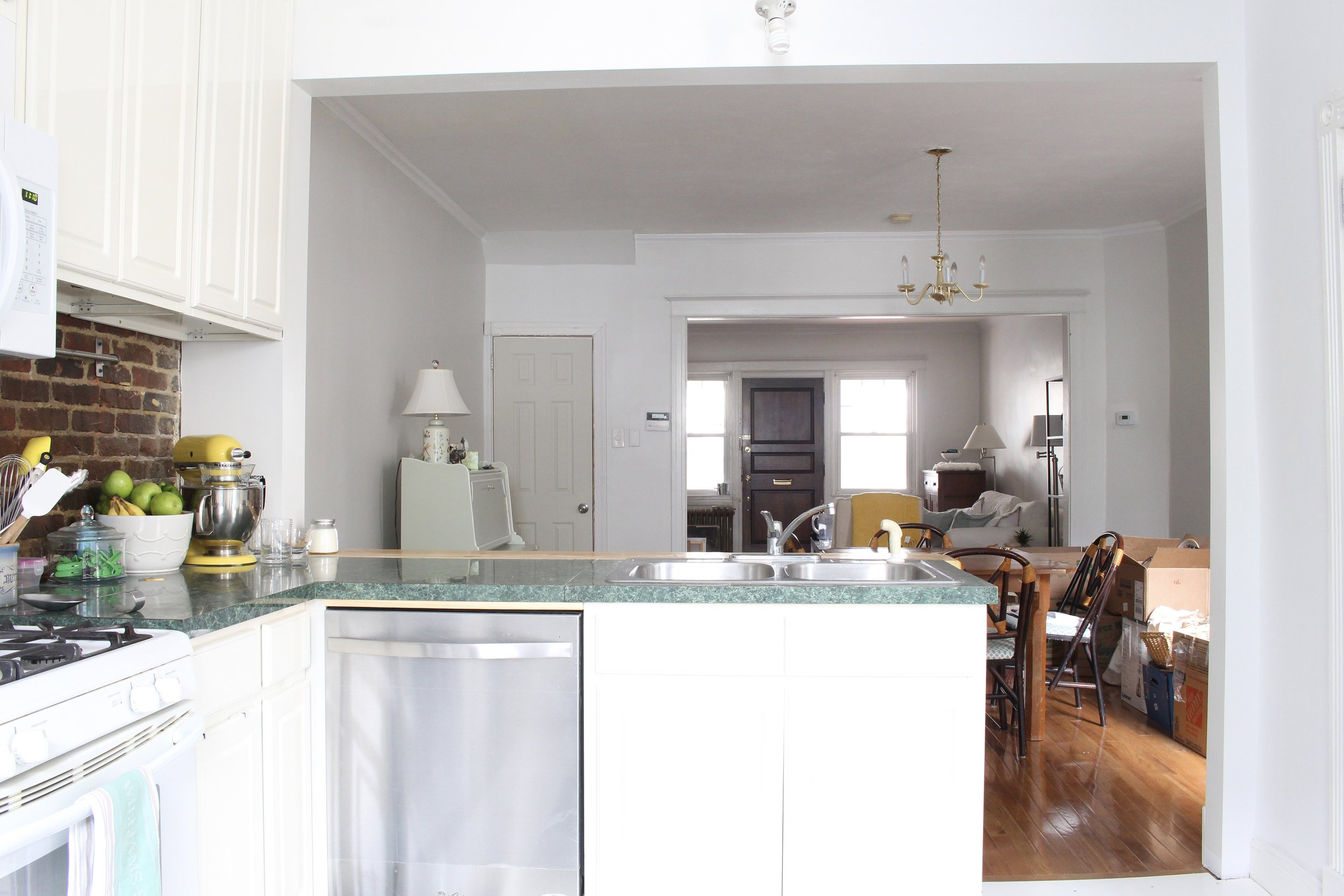 Veddinge Keuken Before After Our Kitchen Renovation Mix Match Design Company