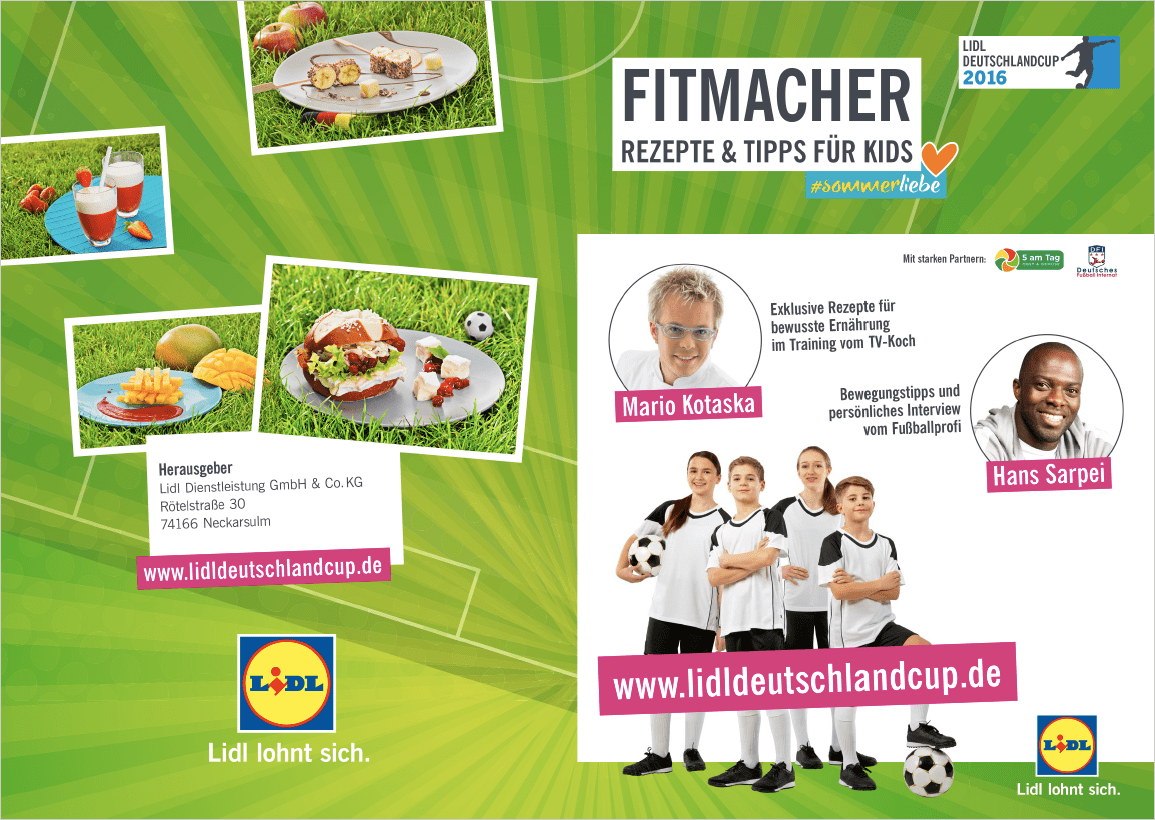 Plancha Lidl Advertising Work Lidl Anni Tracy Productions