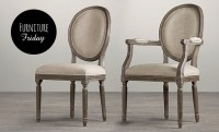 Furniture Friday: Louis XVI Chair  Love On Sunday