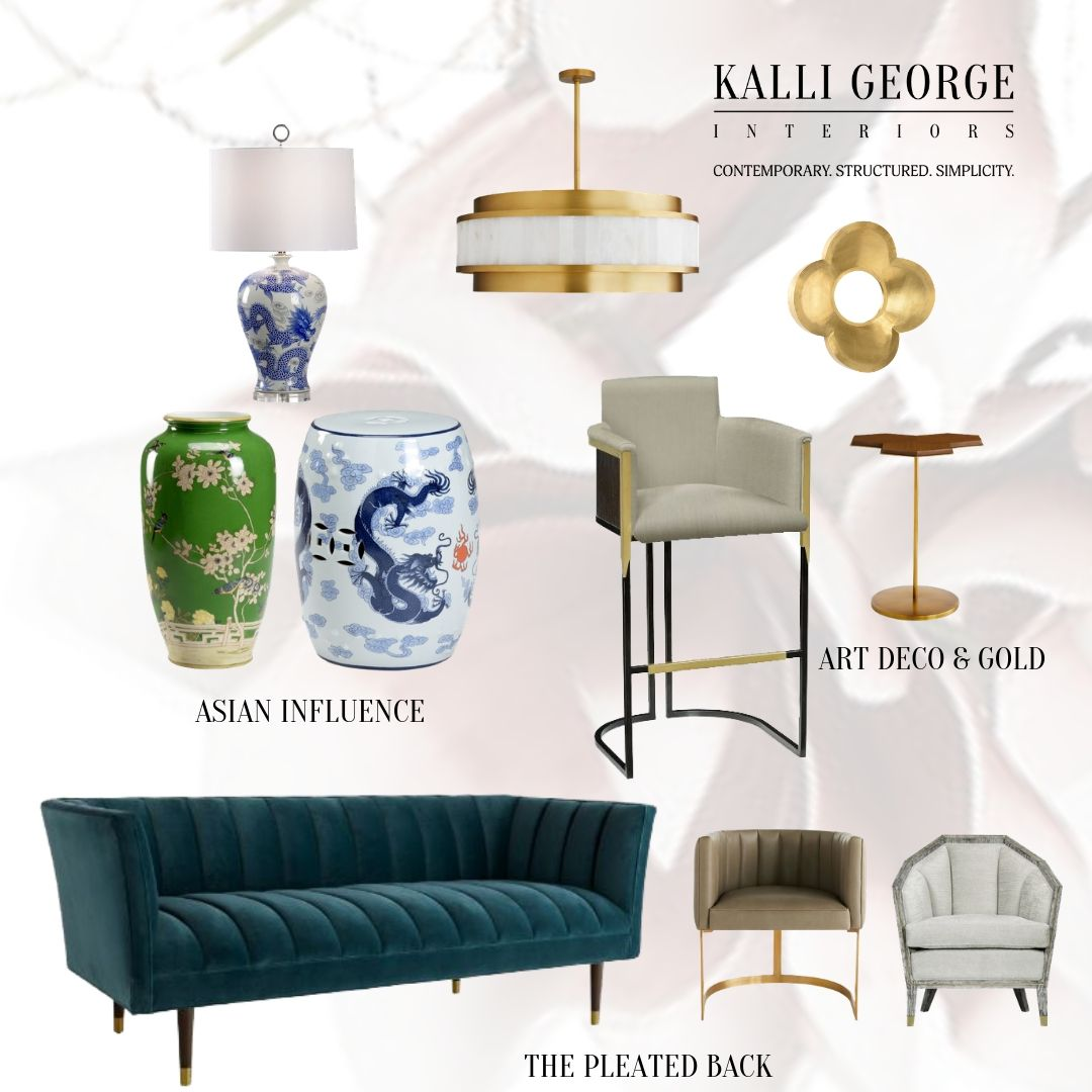 Art Deco Home Accessories Kalli George Interiors Toronto Interior Decorator Home Decor