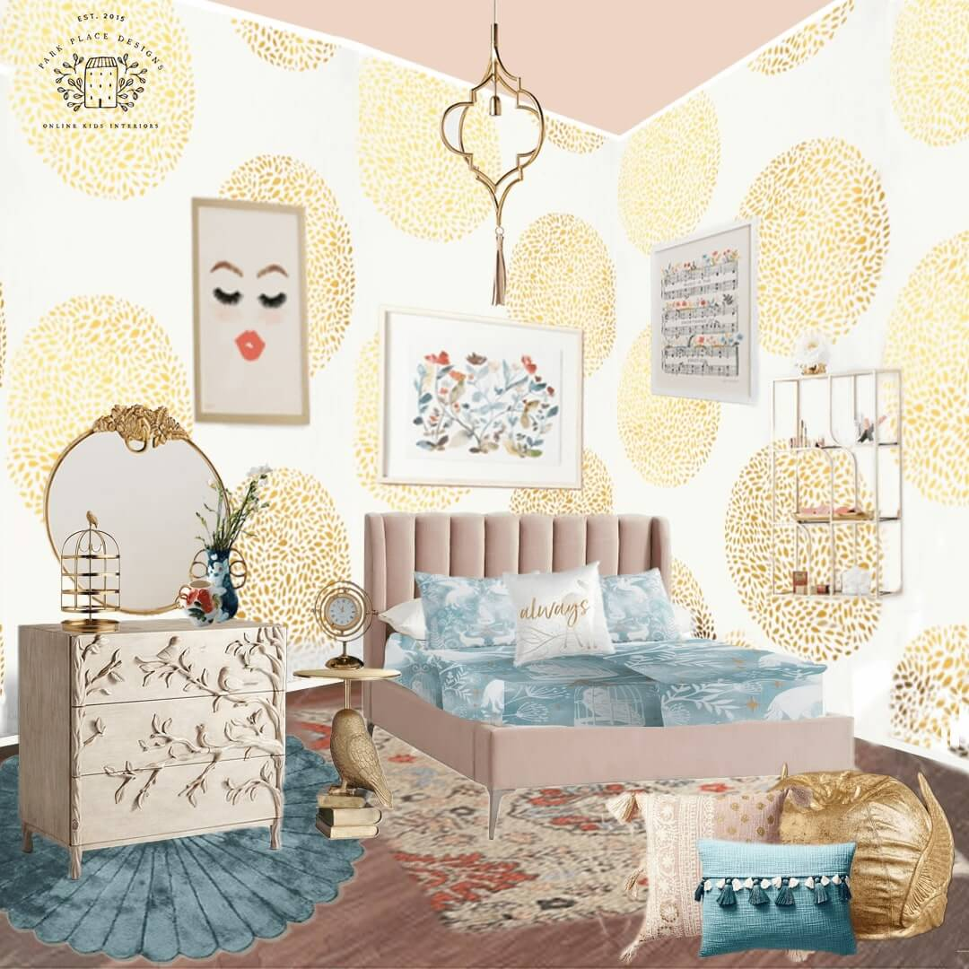 Design Rooms Online Rooms For Teens Park Place Designs Online Kids Interiors
