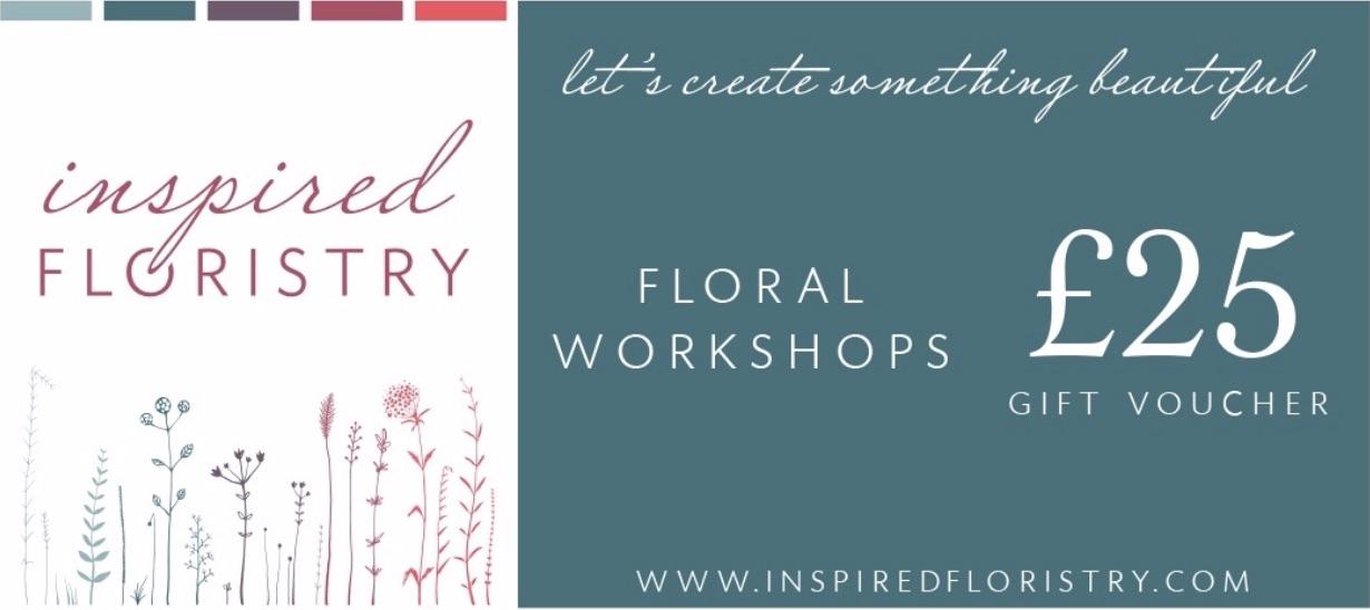 Gift Vouchers \u2014 Inspired Floristry