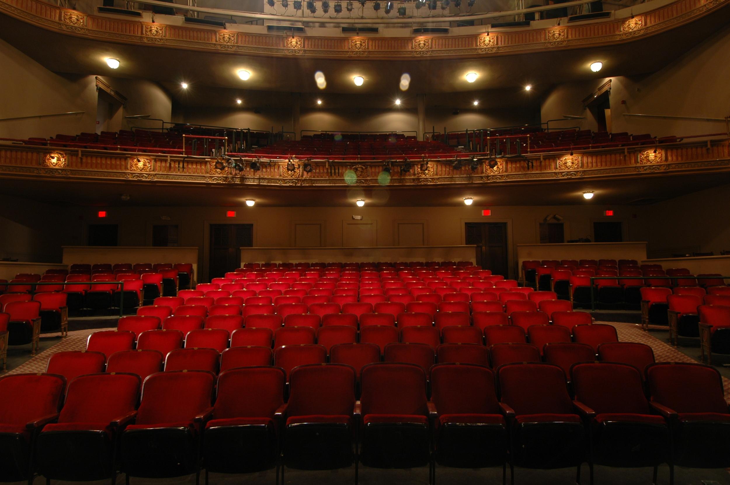 Wells Theatre \u2014 Virginia Stage Company