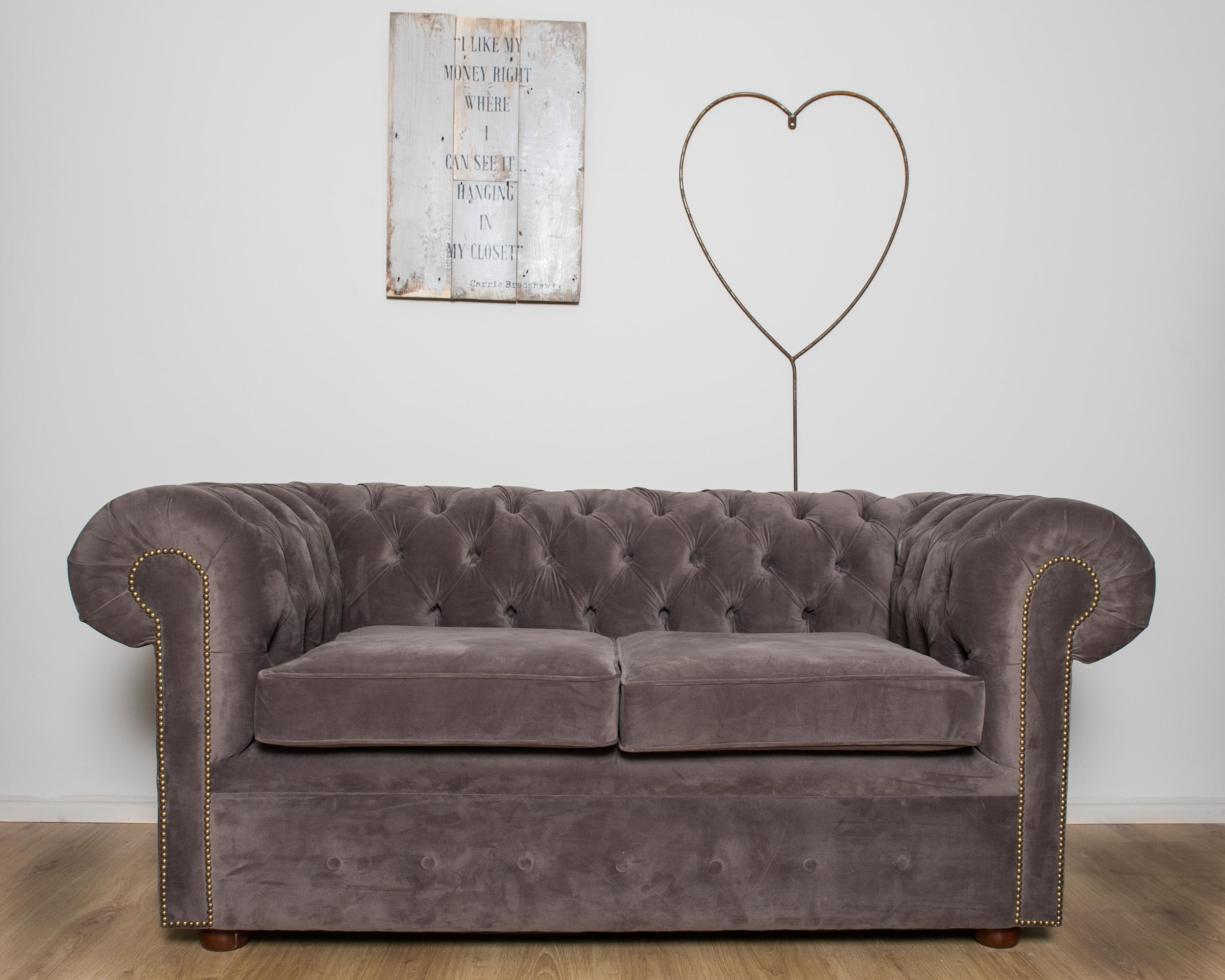 Made To Measure Sofas Manchester Hemingway Velvet Chesterfield Sofa