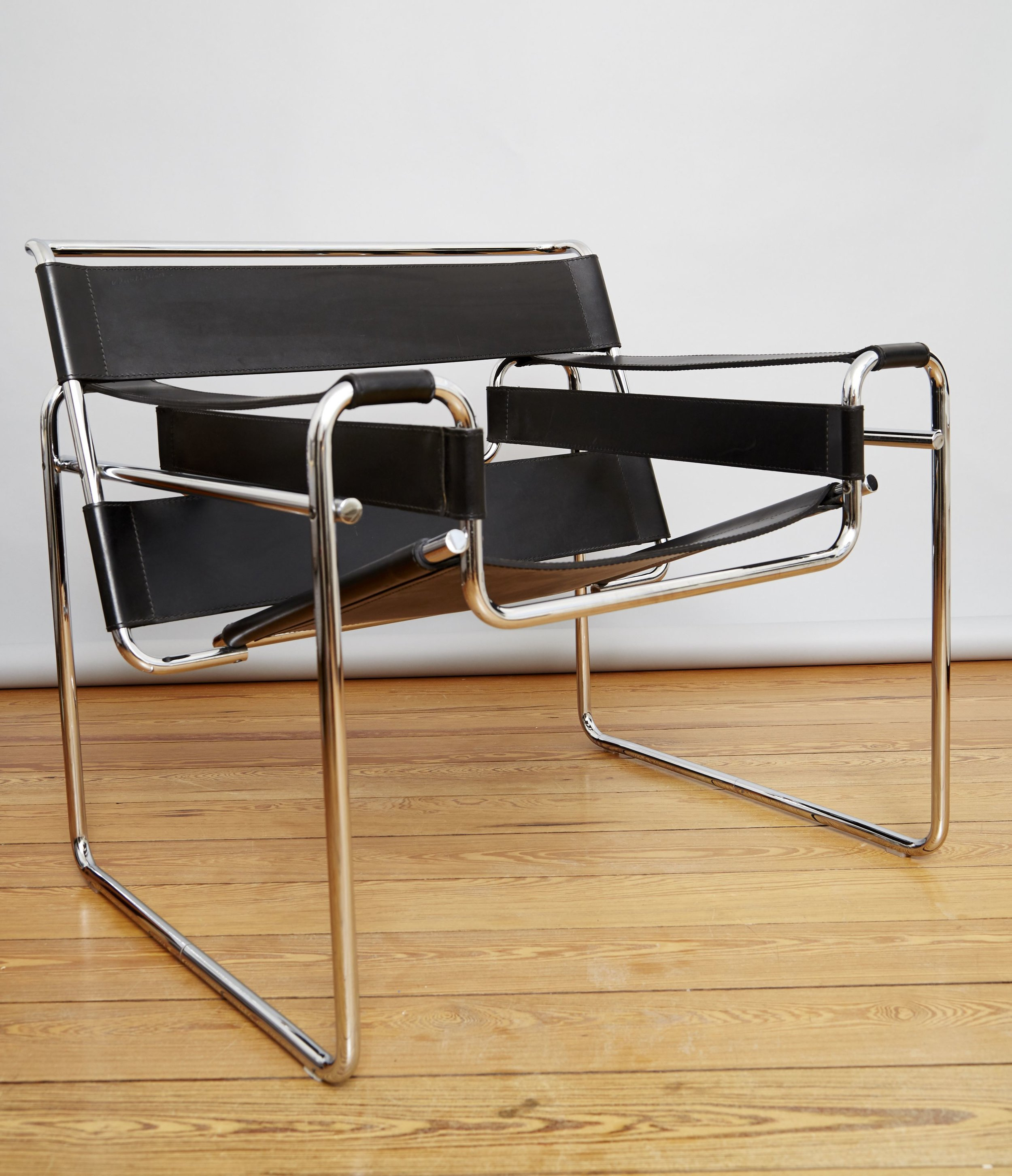 Wassily Chair Sold Marcel Breuer B3