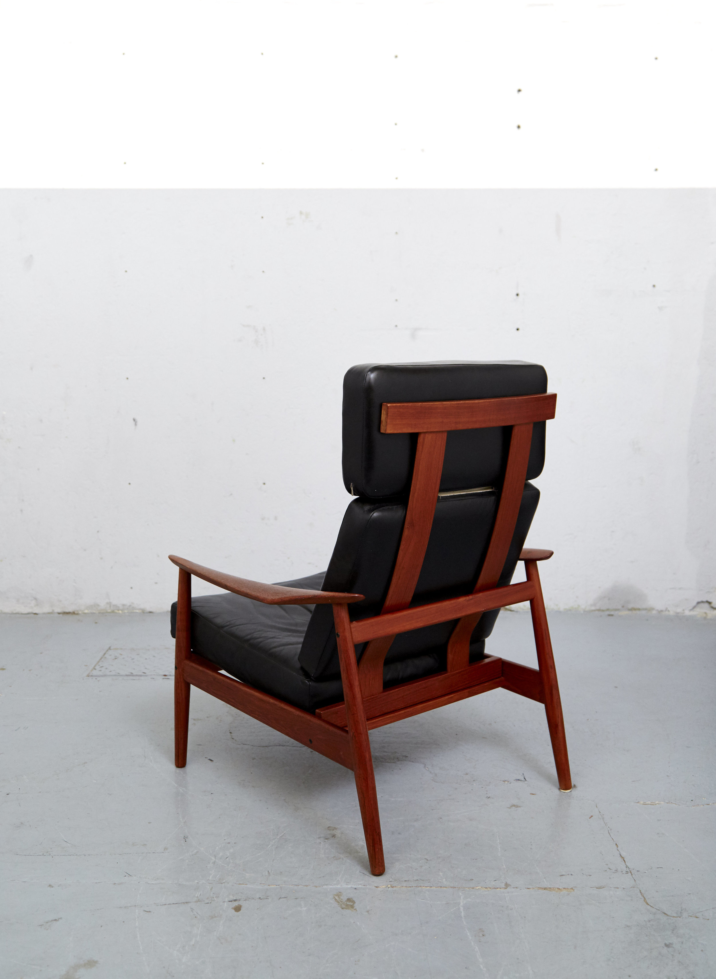 Arne Vodder Sessel Sold Arne Vodder Lounge Chair Sessel Fd 164 For France Søn