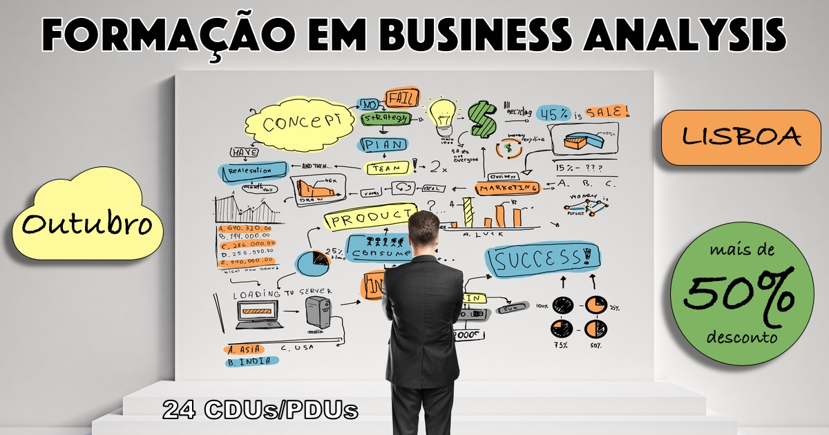 Formação base em Business Analysis certificada pelo IIBA u2014 PPM - business analysis