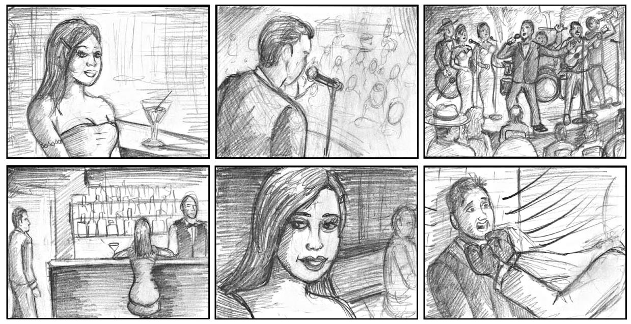 STORYBOARDS \u2014 Central Media Concepts - film storyboards
