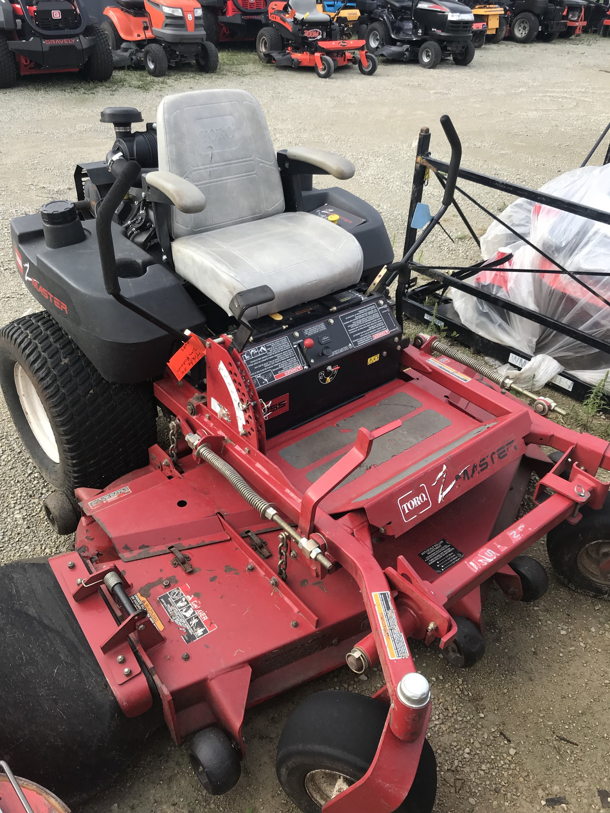 Used Snow Blowers Toro 60