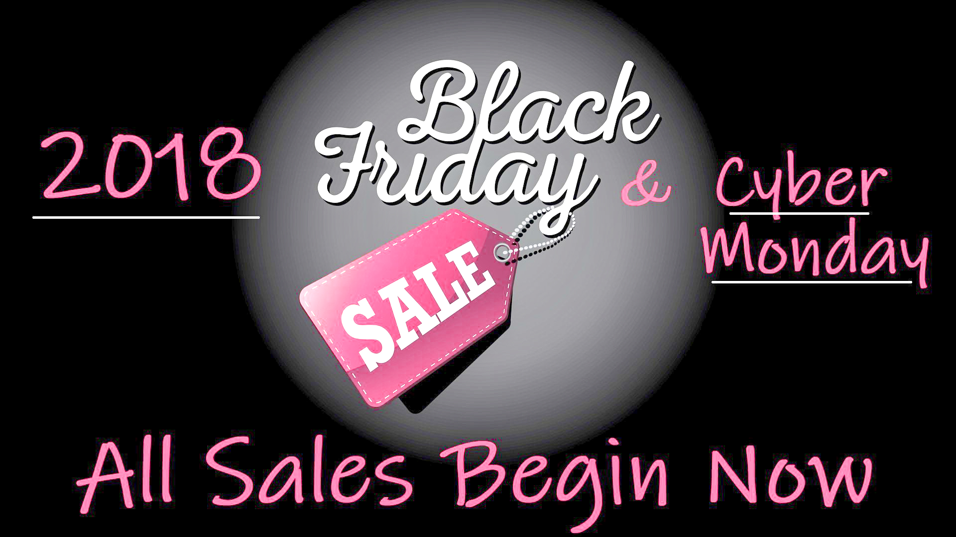 Black Week Sale Cyber Week Sales 2018 Black Friday To Cyber Monday Stello Style