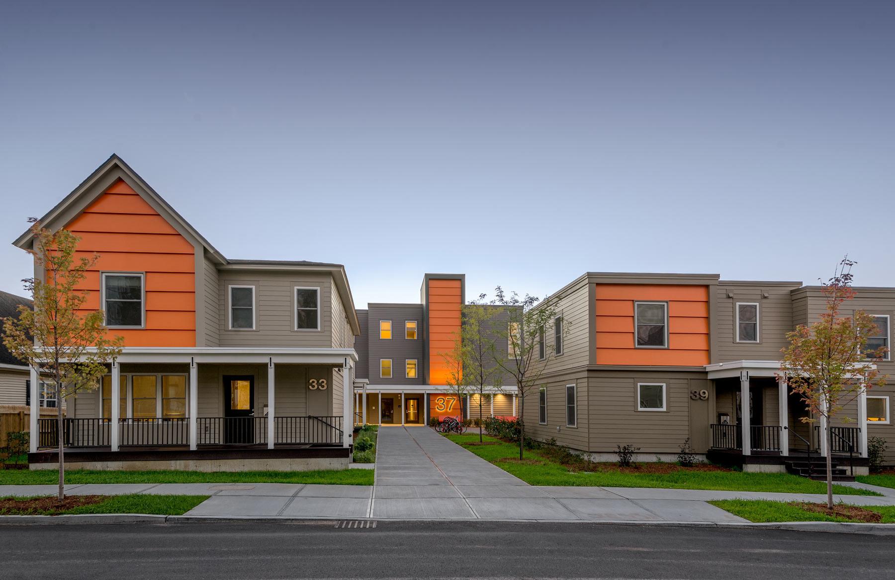 Bright Street Cooperative Housing \u2014 Duncan Wisniewski Architecture