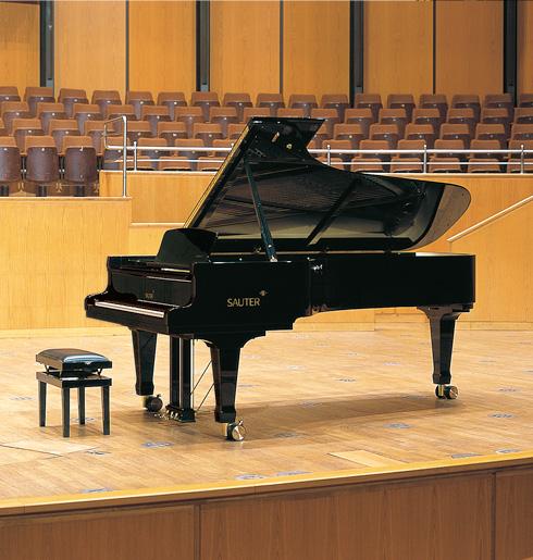Sauter 275 Concert Grand \u2014 Beethoven Pianos