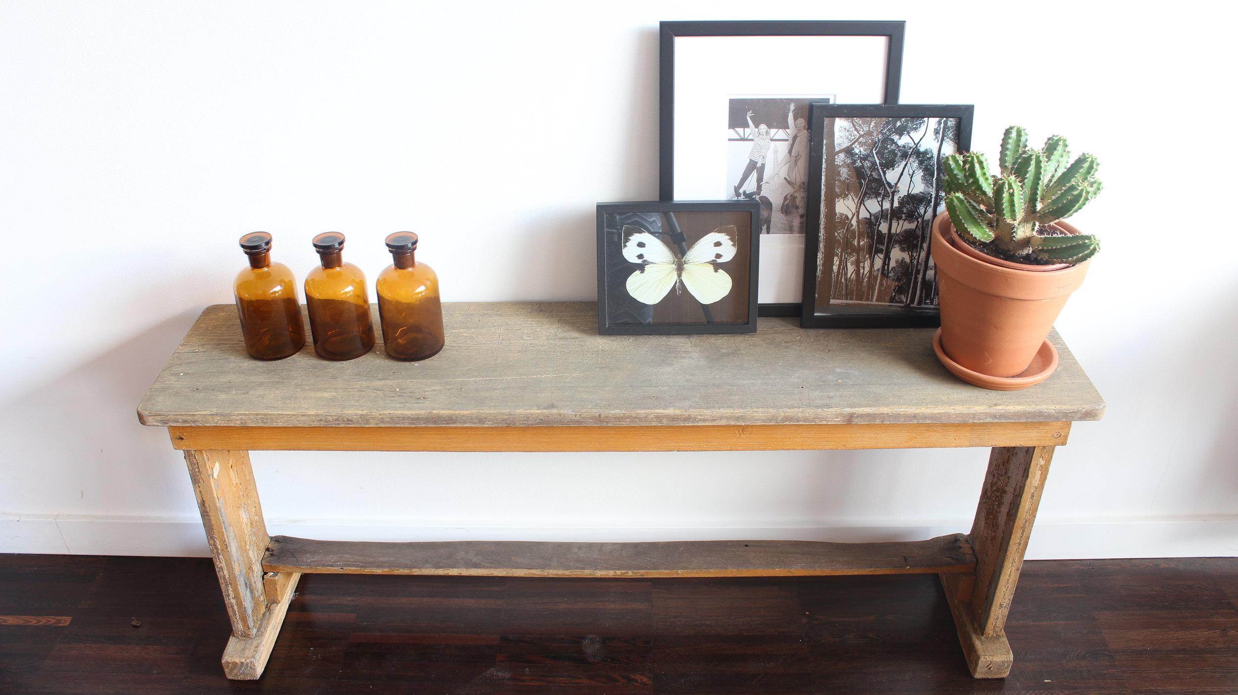 Houten Bankje Slaapkamer : Houten bank decoratie houten bankje decoratie beypeople live