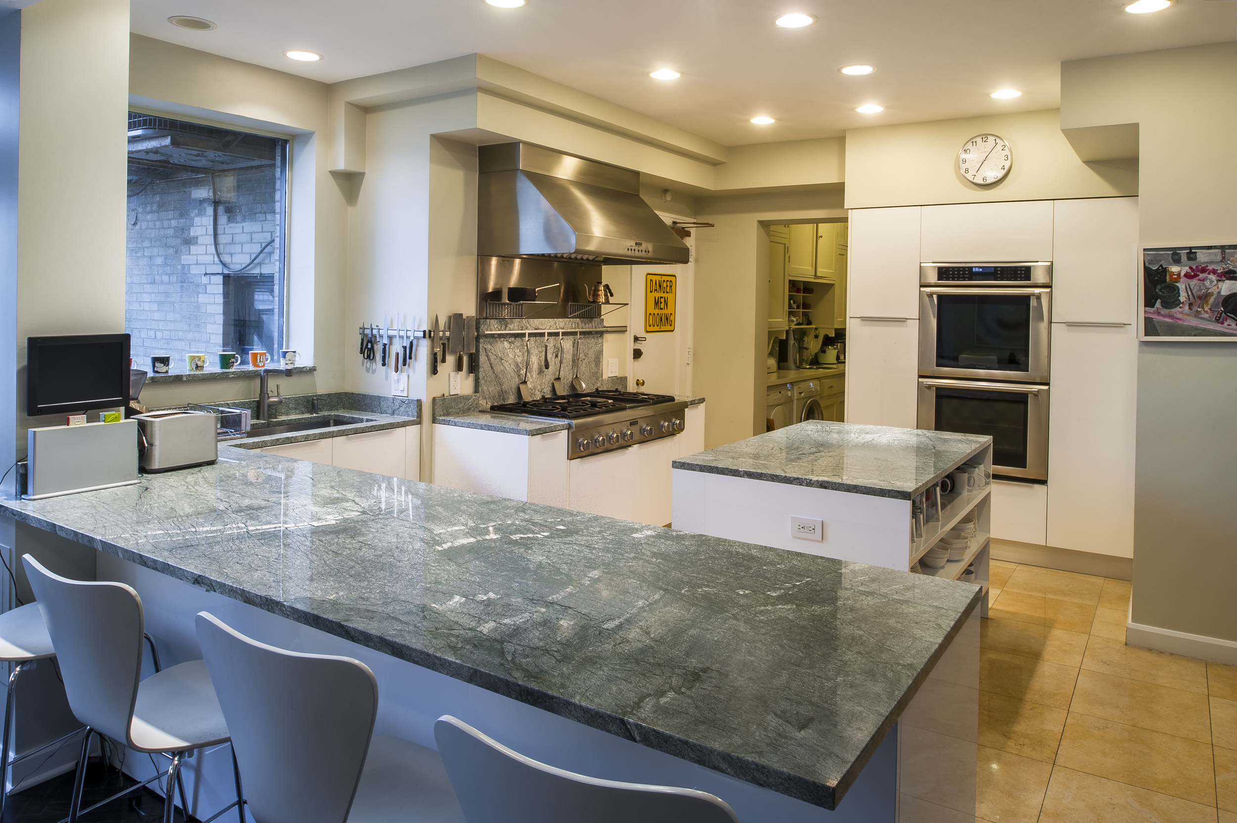 Blue Stone Countertop Islands How To Make Your Kitchen Your Kitchen Blue Pearl Stone