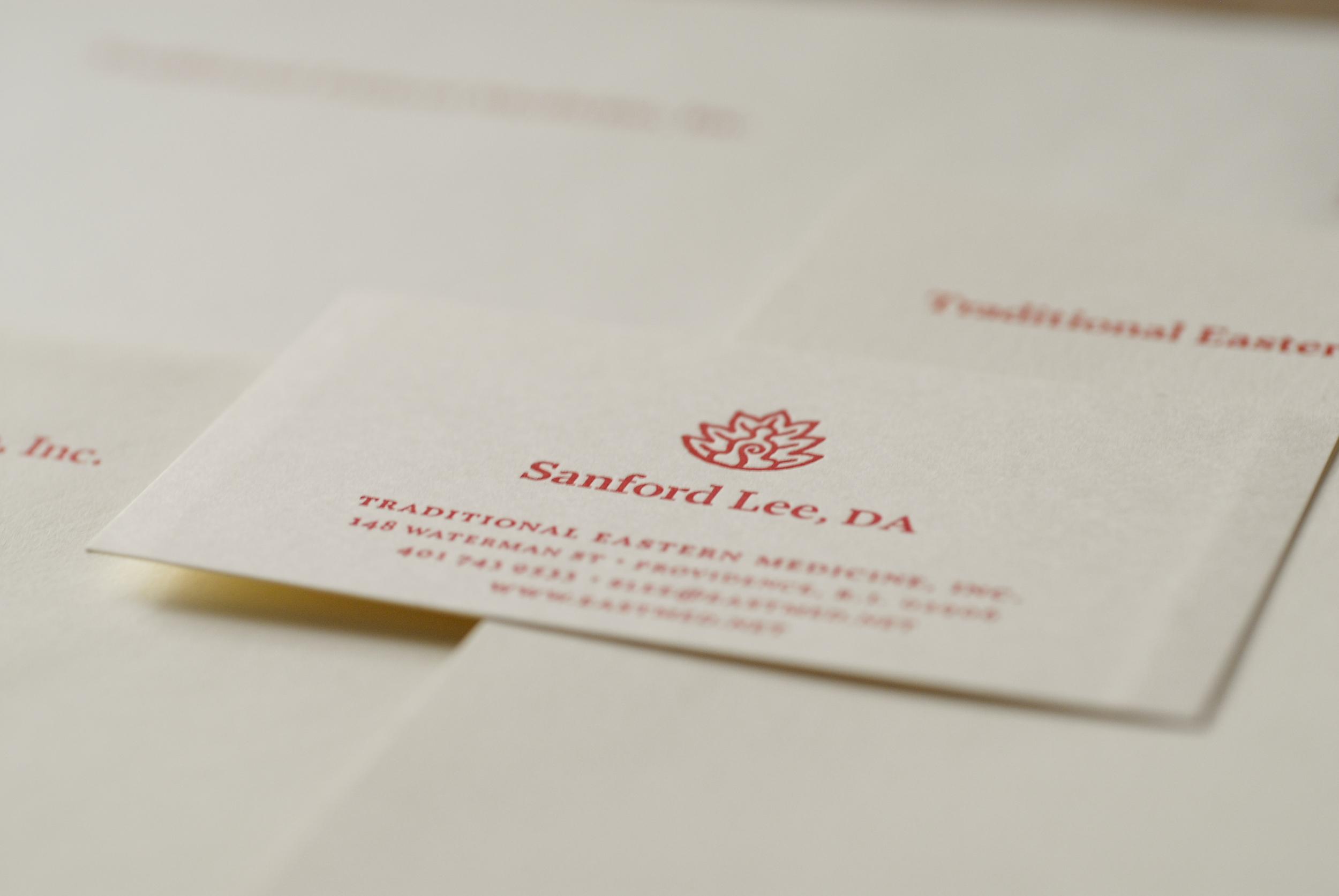 Stationery \u2014 DWRI Letterpress