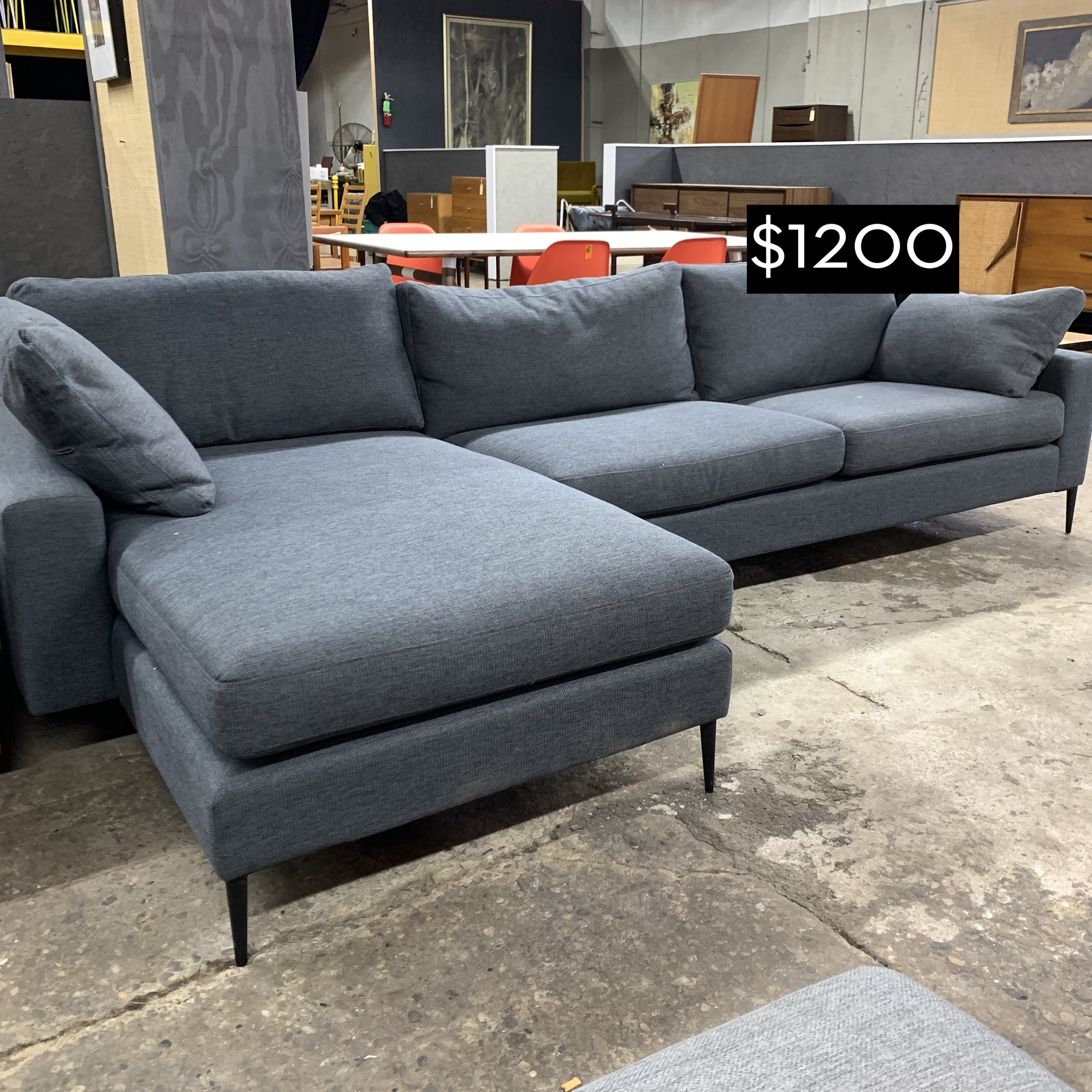 Review 4x6 Sofa Mid Century Furniture Warehouse