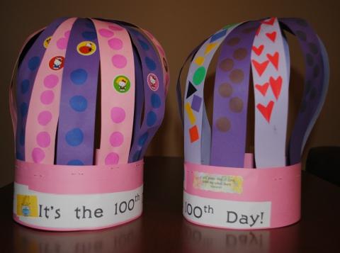 100th Day \u2014 Hubbard\u0027s Cupboard