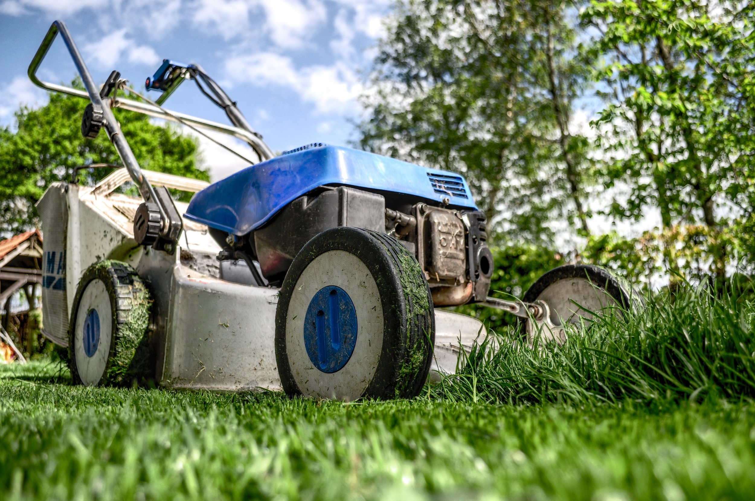 Lawn Mower London Ontario To Do 7 Clean And Sharpen Garden Tools London Renovations In
