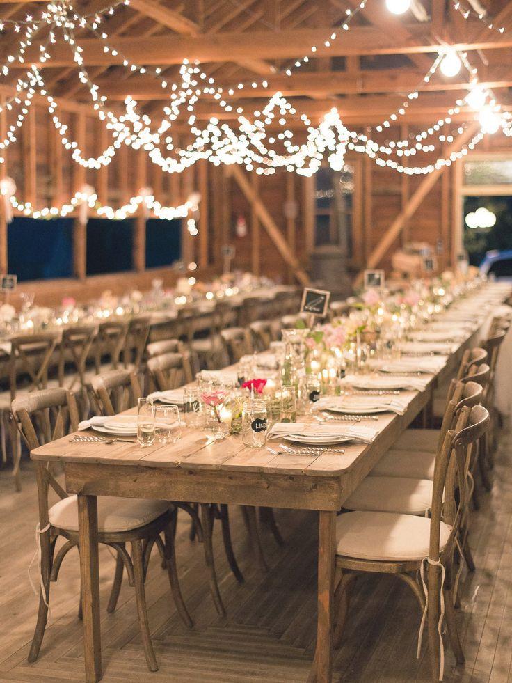 Meet the Twirl Girls Emily Rhoads \u2014 Twirl Boutique - wedding reception setup with rectangular tables