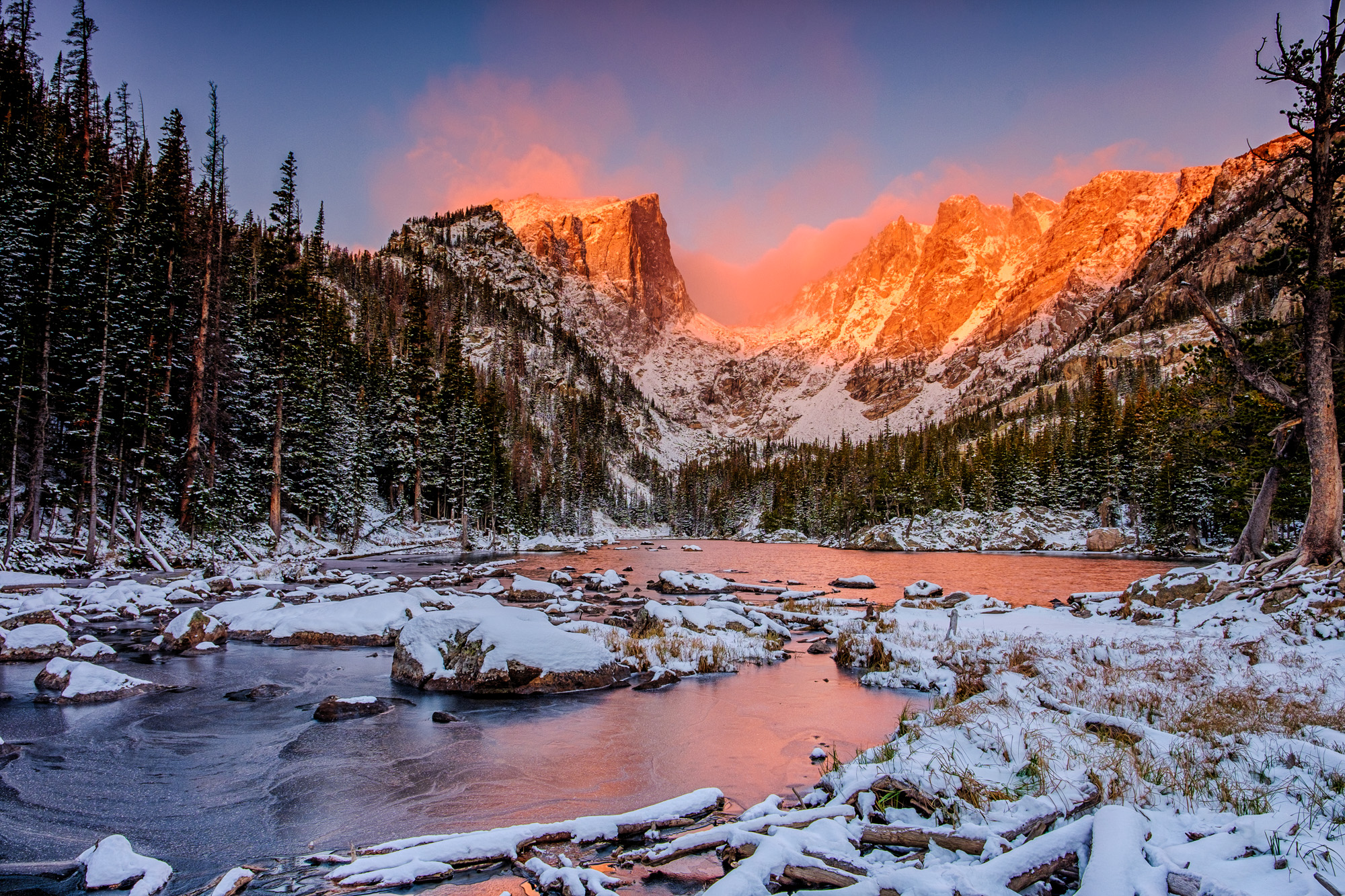 Fall Mountain Scenery Wallpaper Rocky Mountain National Park The Greatest American Road Trip