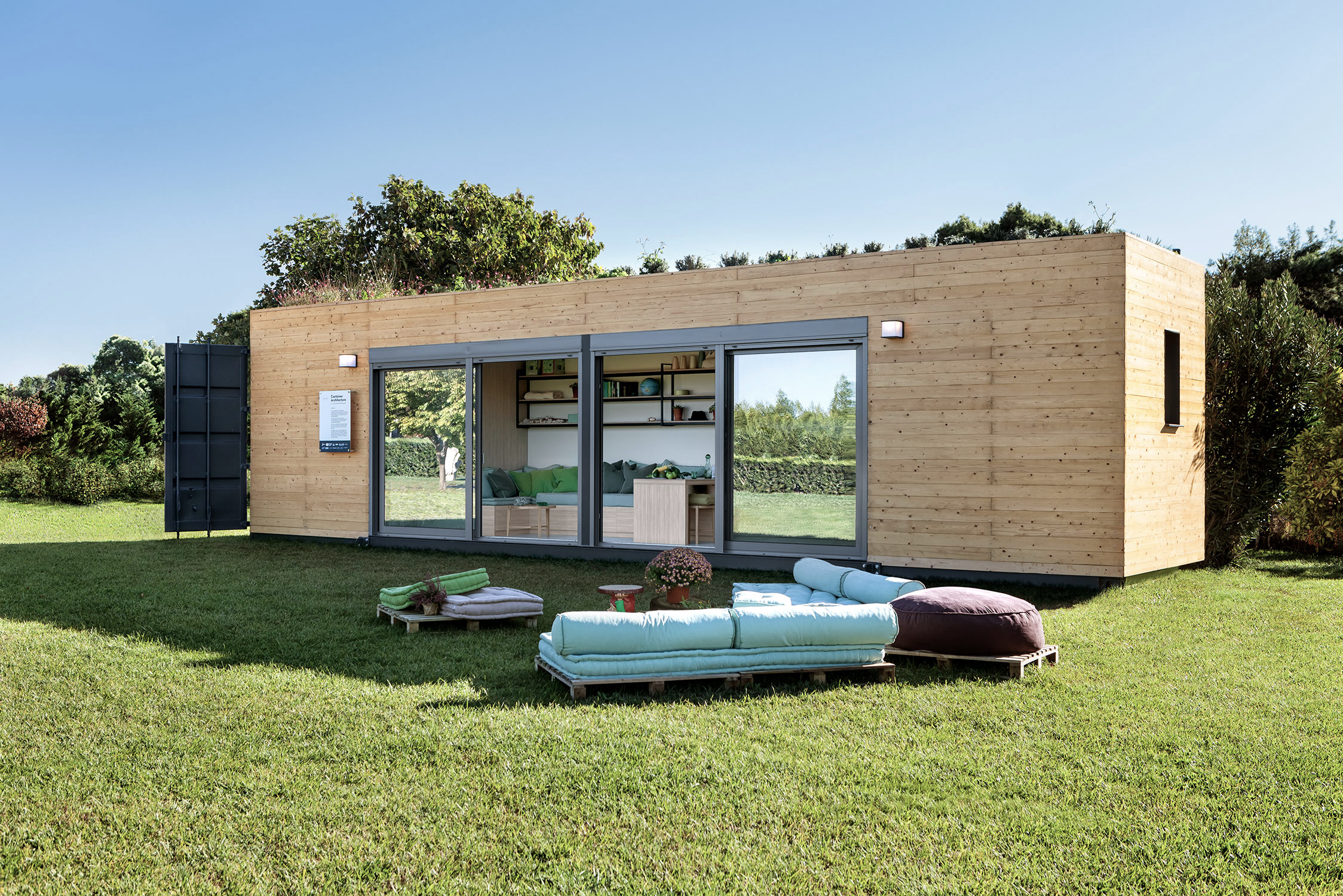Container Haus Preis Cocoon Modules Container Architecture